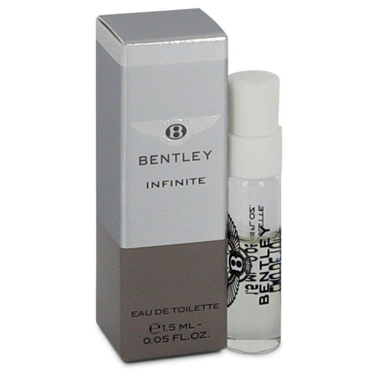 Bentley Infinite by Bentley for Men Vial (Sample) .06 oz