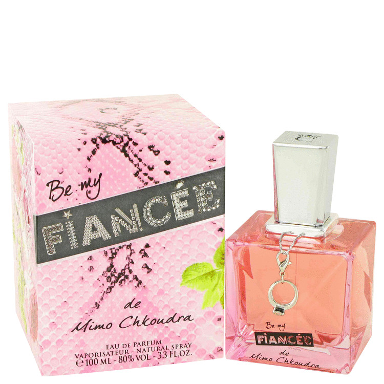 Be My Fiance by Mimo Chkoudra for Women Eau De Parfum Spray 3.3 oz
