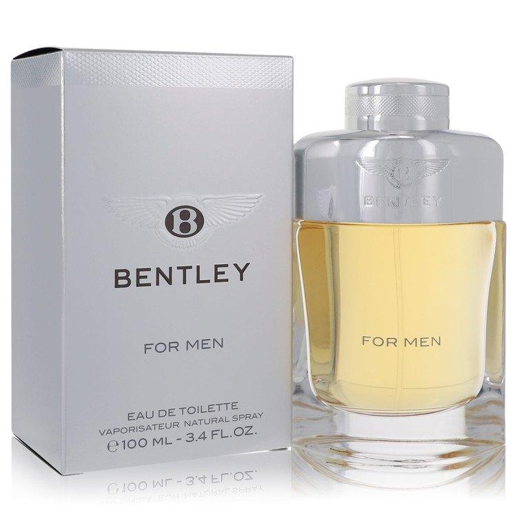 Bentley by Bentley Eau De Toilette Spray 3.4 oz for Men