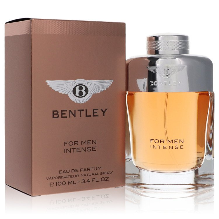 Bentley Intense by Bentley for Men Eau De Parfum Spray 3.4 oz