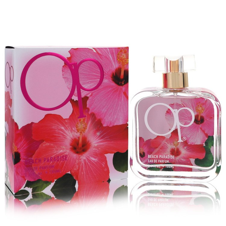 Beach Paradise by Ocean Pacific for Women Eau De Parfum Spray 3.4 oz