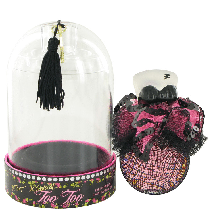 Betsey Johnson Too Too Perfume 3.4 oz EDP Spay for Women