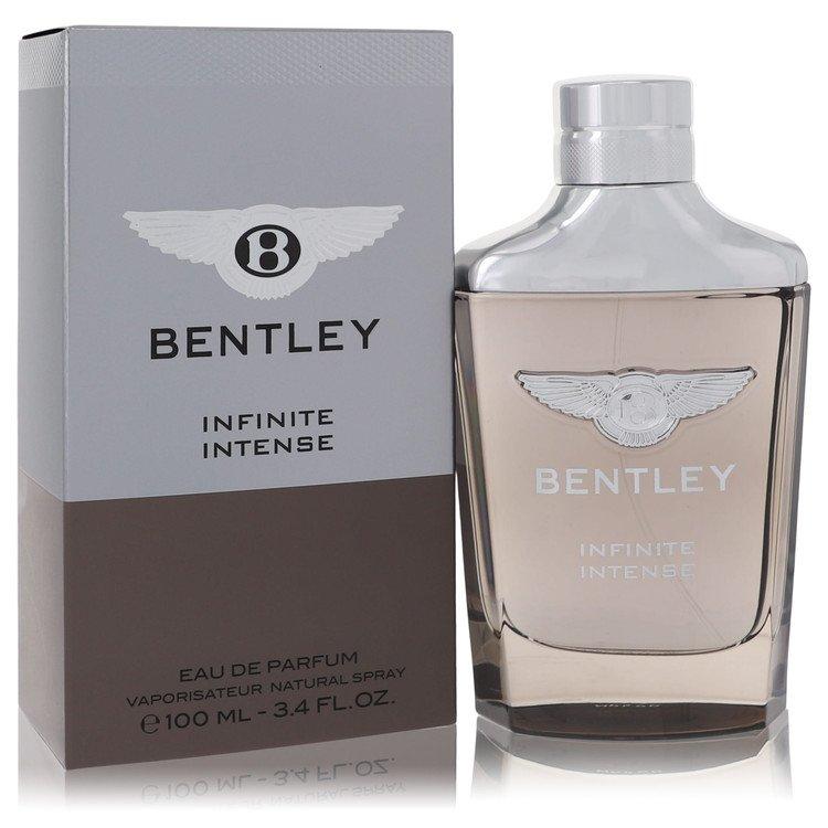 Bentley Infinite Intense by Bentley for Men Eau De Parfum Spray 3.4 oz