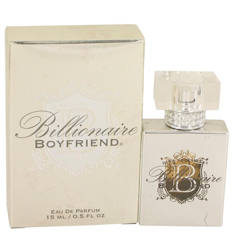 Billionaire Boyfriend by Kate Walsh for Men Eau De Parfum Spray .5 oz