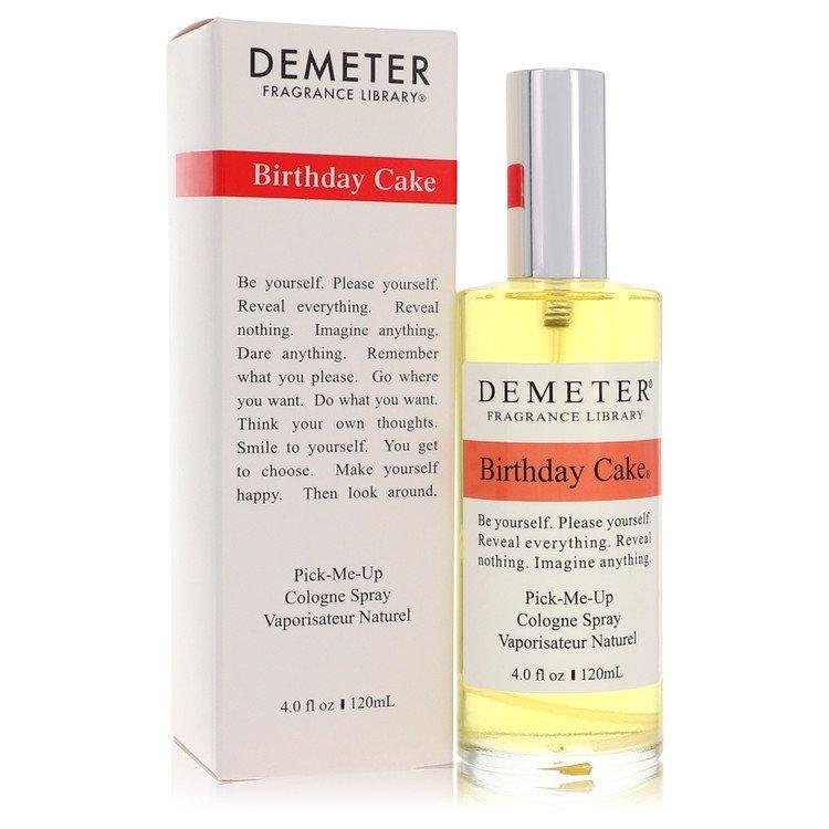Demeter Perfume by Demeter 4 oz Birthday Cake Cologne Spray for Women