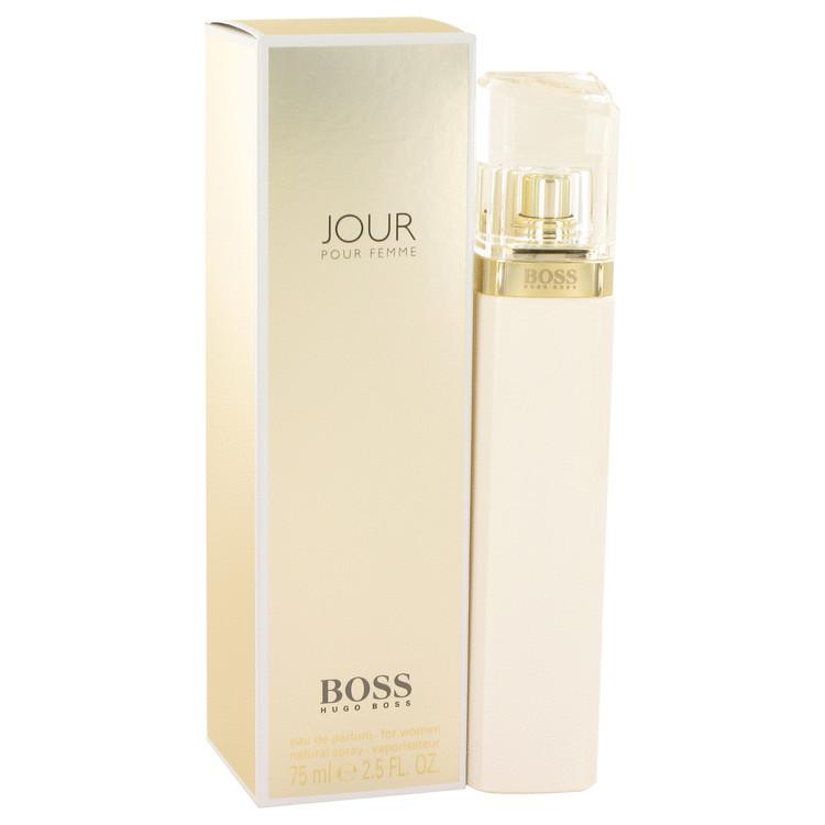 Boss Jour Pour Femme by Hugo Boss for Women Eau De Parfum Spray 2.5 oz