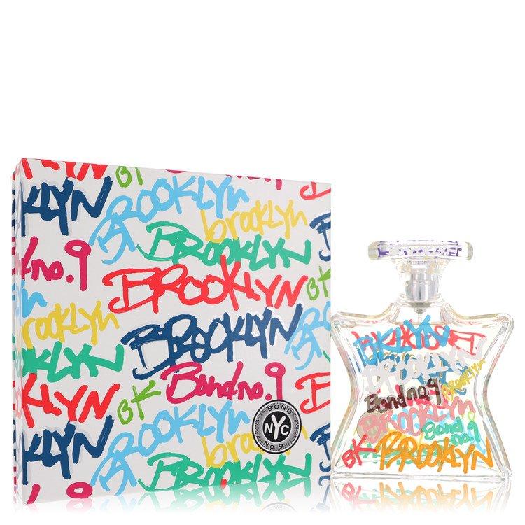 Brooklyn by Bond No. 9 for Women Eau De Parfum Spray 3.3 oz