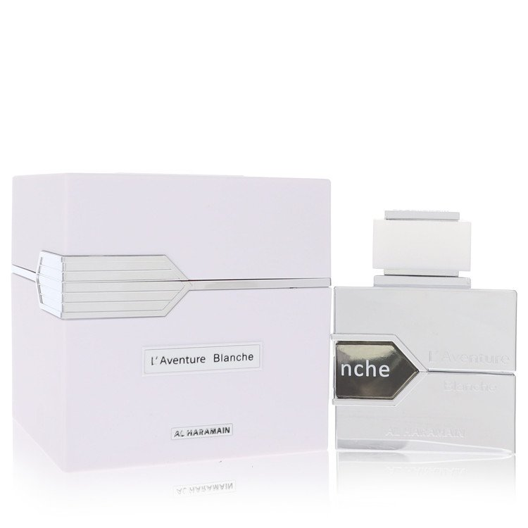 L'aventure Blanche by Al Haramain for Women Eau De Parfum Spray (Unisex) 3.3 oz