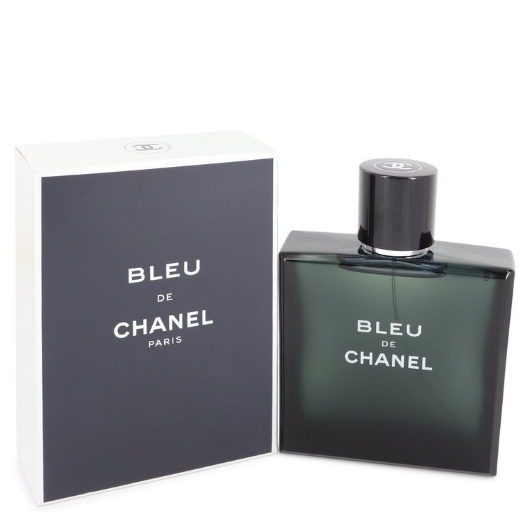 Bleu De Chanel by Chanel for Men Eau De Toilette Spray 3.4 oz
