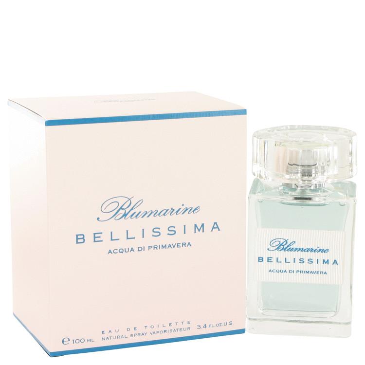 Blumarine Bellissima Acqua Di Primavera by Blumarine Parfums for Women Eau De Toilette Spray 3.4 oz
