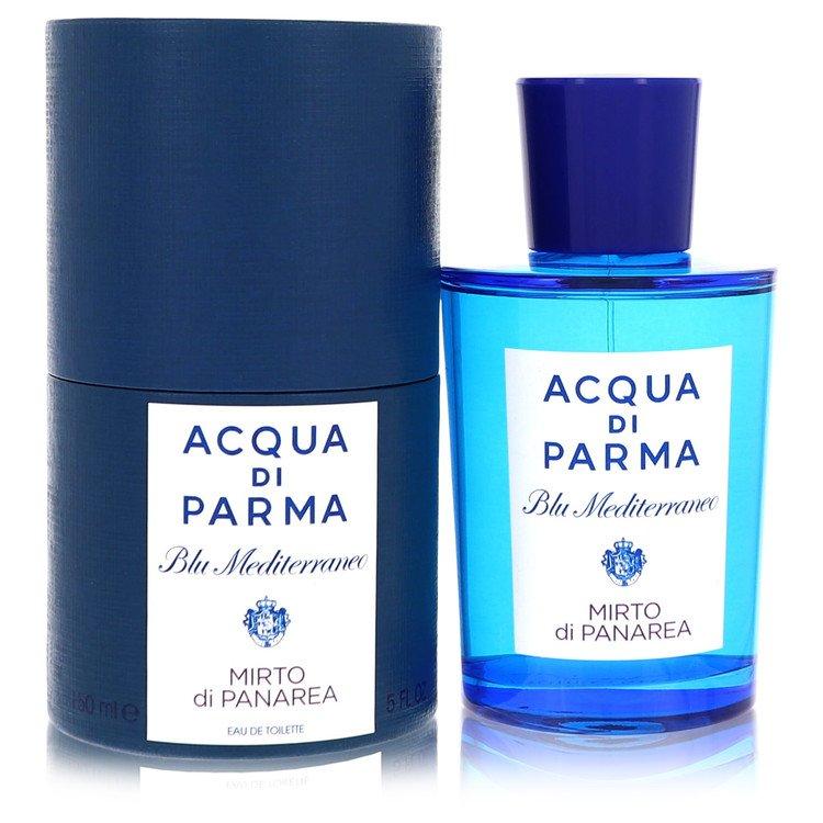 Blu Mediterraneo Mirto Di Panarea by Acqua Di Parma for Women Eau De Toilette Spray (Unisex) 5 oz
