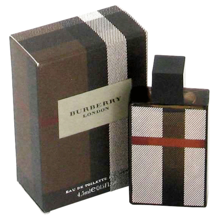 Burberry London (New) by Burberry for Men Mini EDT .15 oz