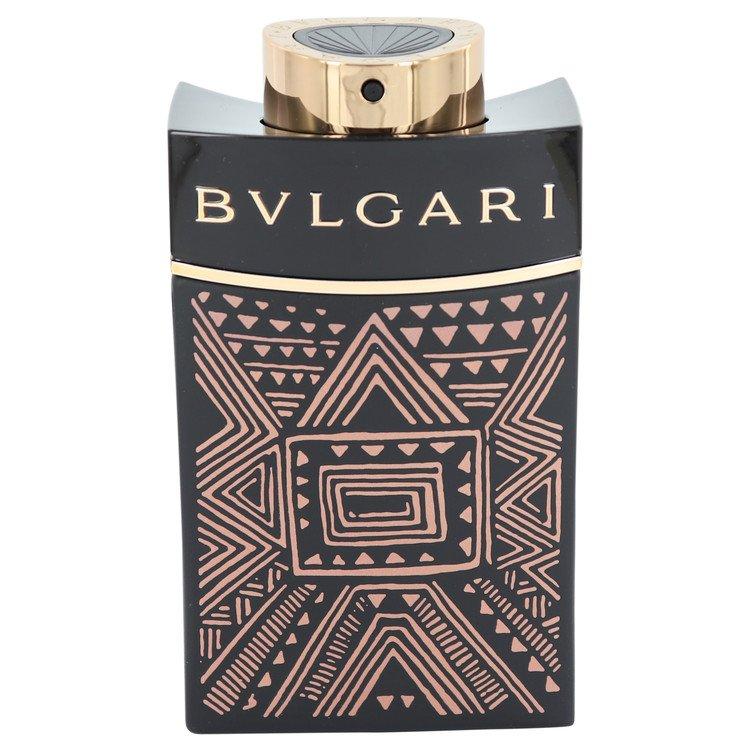 Bvlgari Man in Black Essence by Bvlgari for Men Eau De Parfum Spray (Tester) 3.4 oz