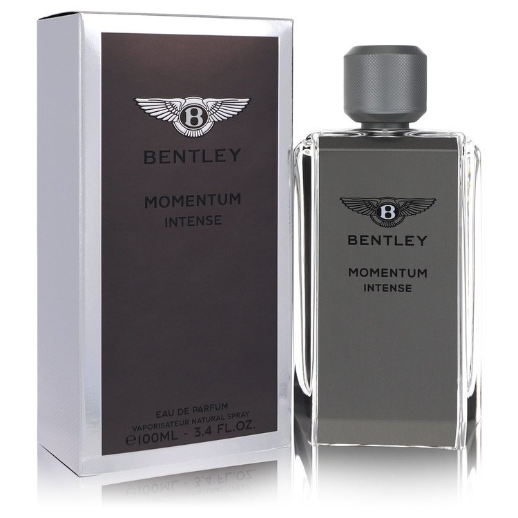 Bentley Momentum Intense by Bentley for Men Eau De Parfum Spray 3.4 oz