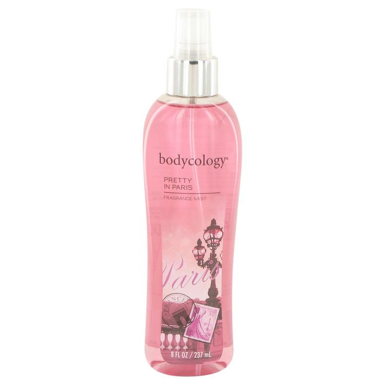 Bodycology Pretty in Paris by Bodycology for Women Fragrance Mist Spray 8 oz