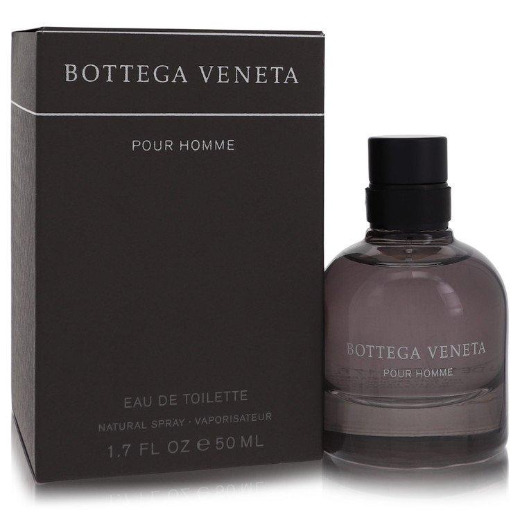 Bottega Veneta by Bottega Veneta –  Eau De Toilette Spray 1.7 oz 50 ml for Men