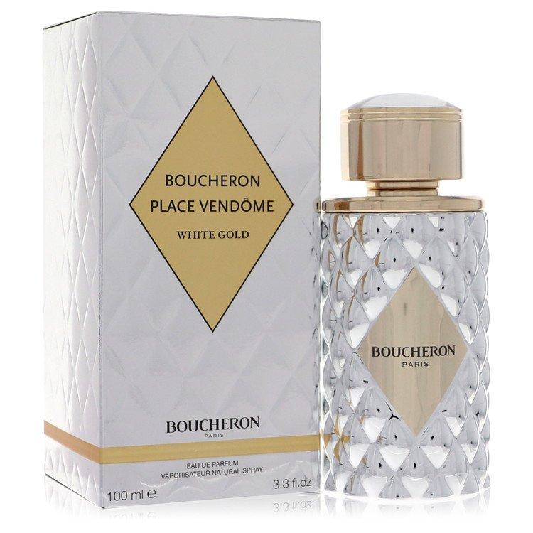 Boucheron Place Vendome White Gold Perfume 3.3 oz EDP Spay for Women