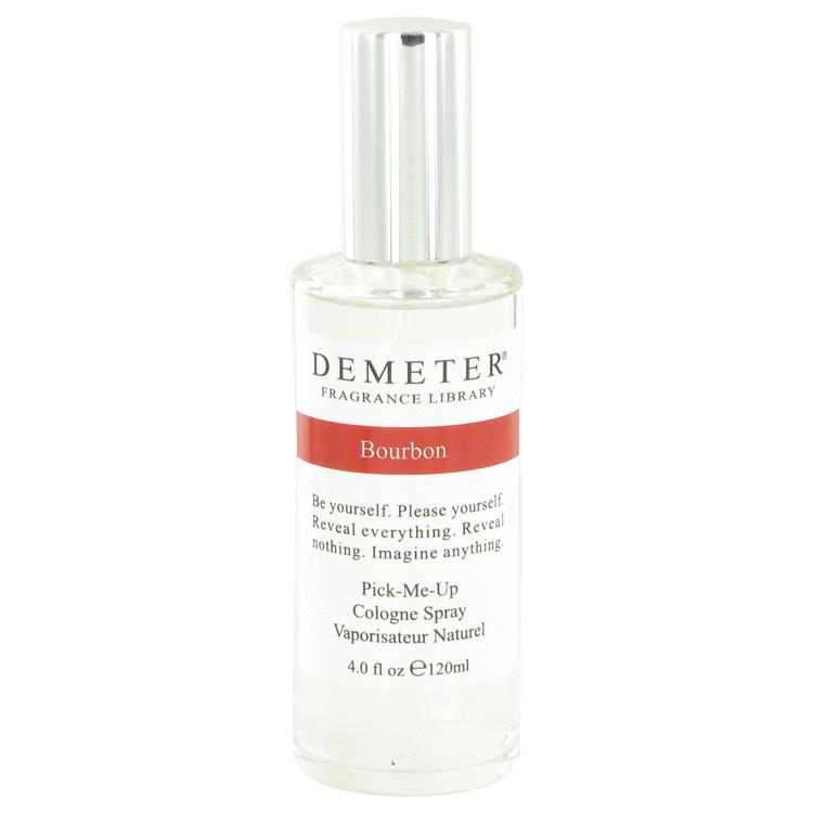 Demeter by Demeter for Women Bourbon Cologne Spray 4 oz