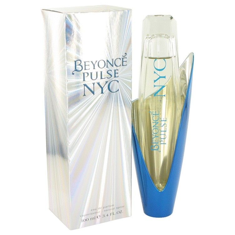 Beyonce Pulse Nyc Perfume by Beyonce 3.4 oz EDP Spay for Women
