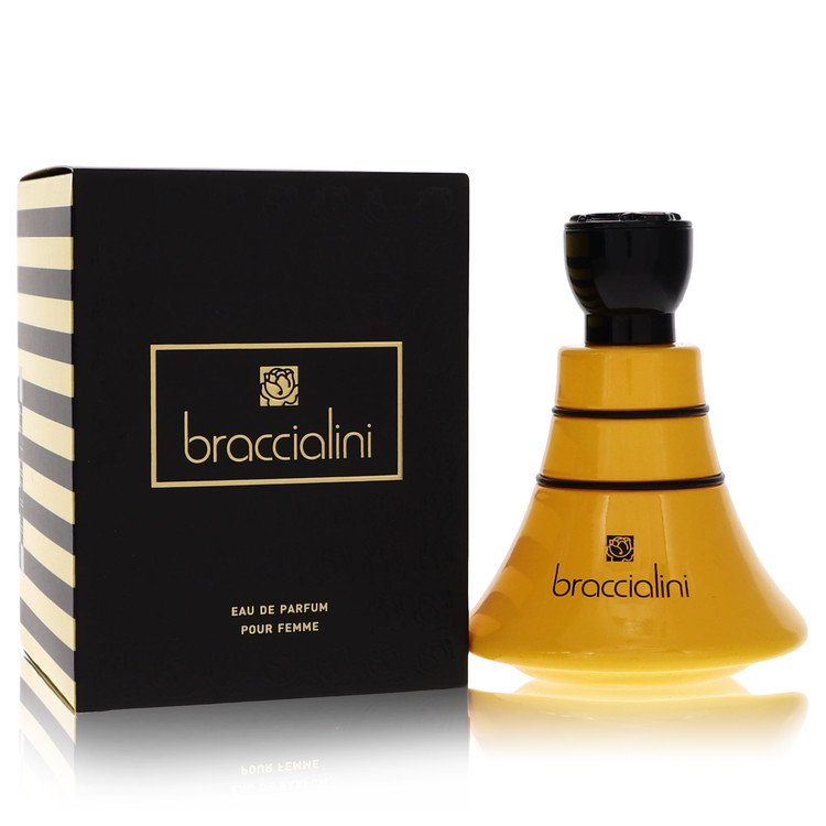 Braccialini Gold by Braccialini Eau De Parfum Spray 3.4 oz for Women
