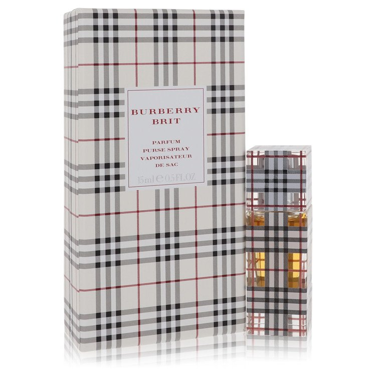Burberry Brit by Burberry for Women Pure Perfume Spray .5 oz