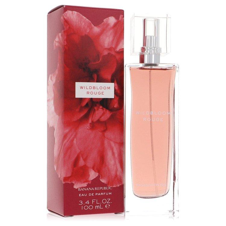 Banana Republic Wildbloom Rouge Perfume 3.4 oz EDP Spay for Women