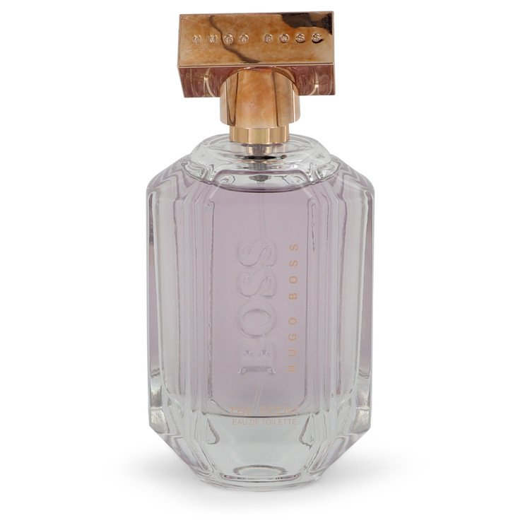 Boss The Scent by Hugo Boss Women's Eau De Toilette Spray (Tester) 3.3 oz