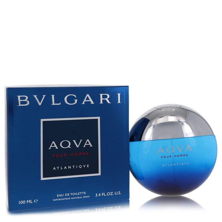 Bvlgari Aqua Atlantique by Bvlgari –  Eau De Toilette Spray 3.4 oz 100 ml for Men