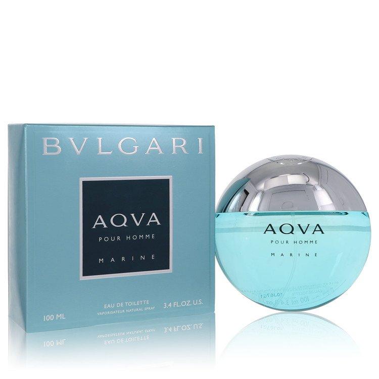Bvlgari Aqua Marine by Bvlgari –  Eau De Toilette Spray 3.4 oz 100 ml for Men