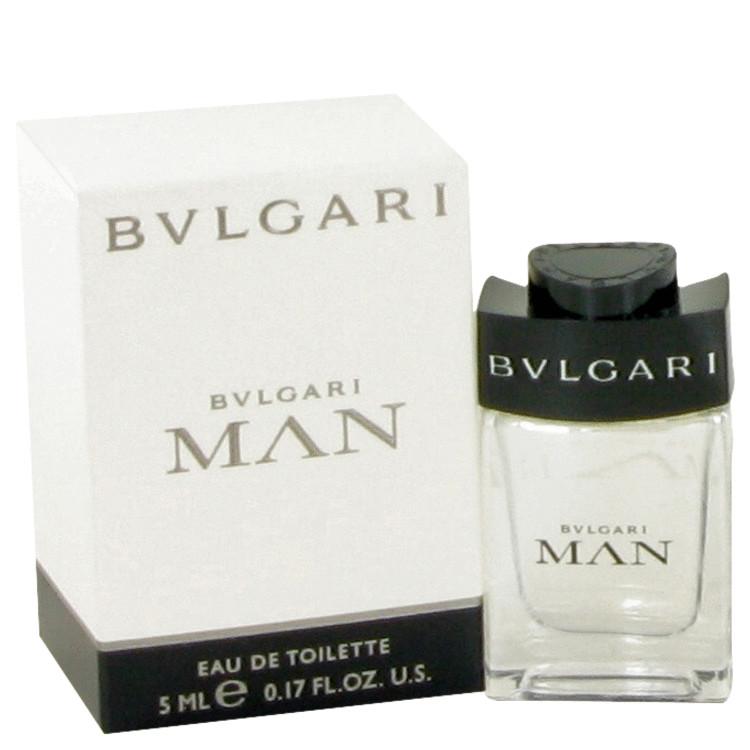 Bvlgari Man by Bvlgari for Men Mini EDT .17 oz