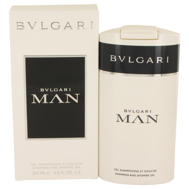 Bvlgari Man by Bvlgari for Men Shower Gel 6.8 oz