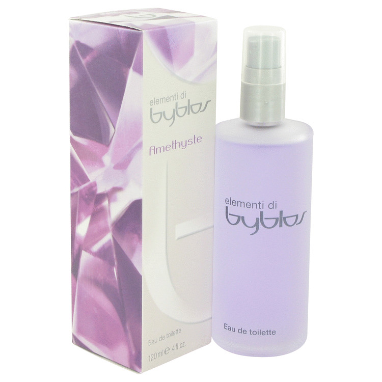 Byblos Amethyste Perfume by Byblos 4 oz EDT Spay for Women