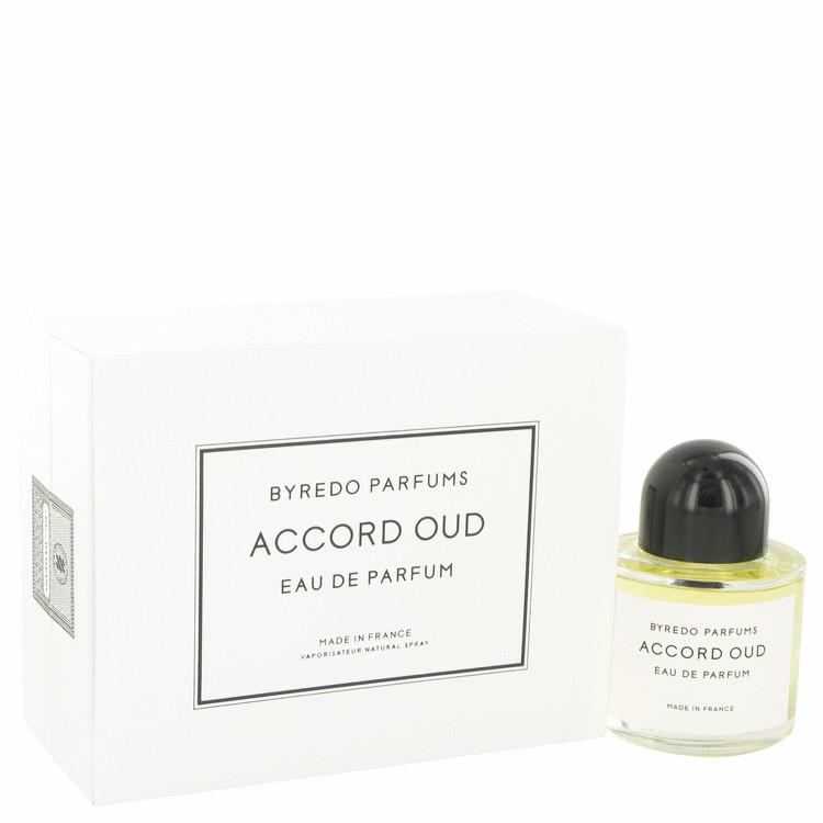Byredo Accord Oud by Byredo for Women Eau De Parfum Spray (Unisex) 3.4 oz