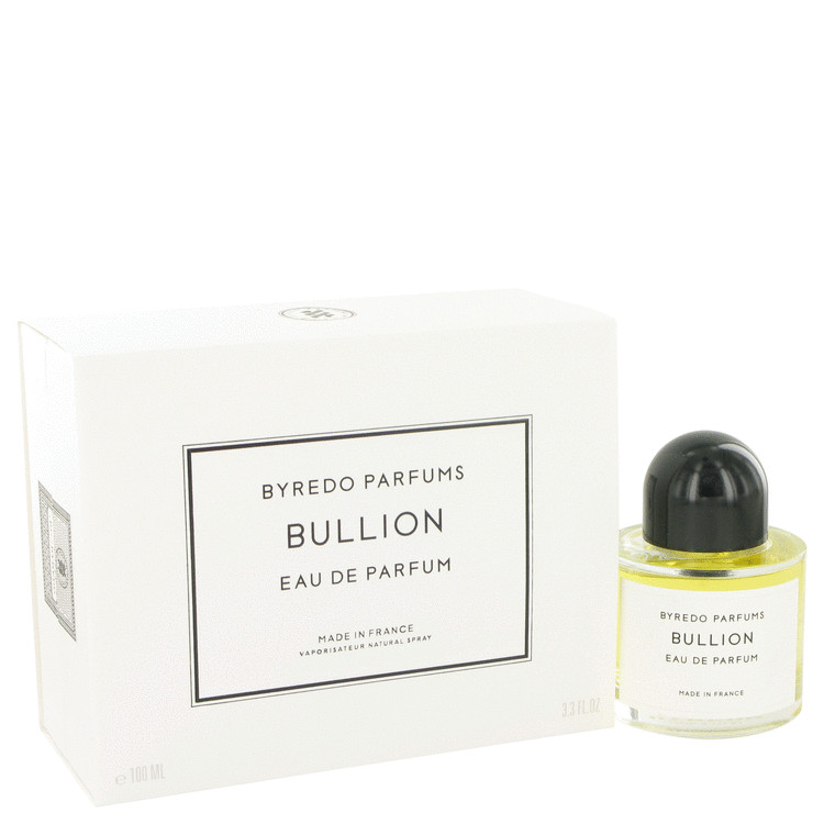 Byredo Bullion by Byredo for Women Eau De Parfum Spray (Unisex) 3.4 oz