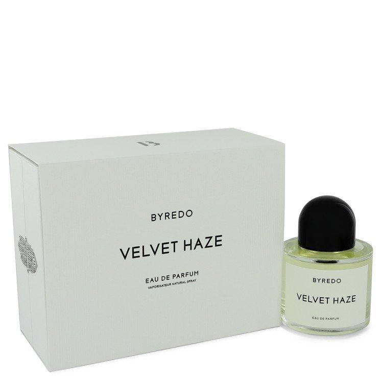Byredo Velvet Haze by Byredo for Women Eau De Parfum Spray (Unisex) 3.4 oz