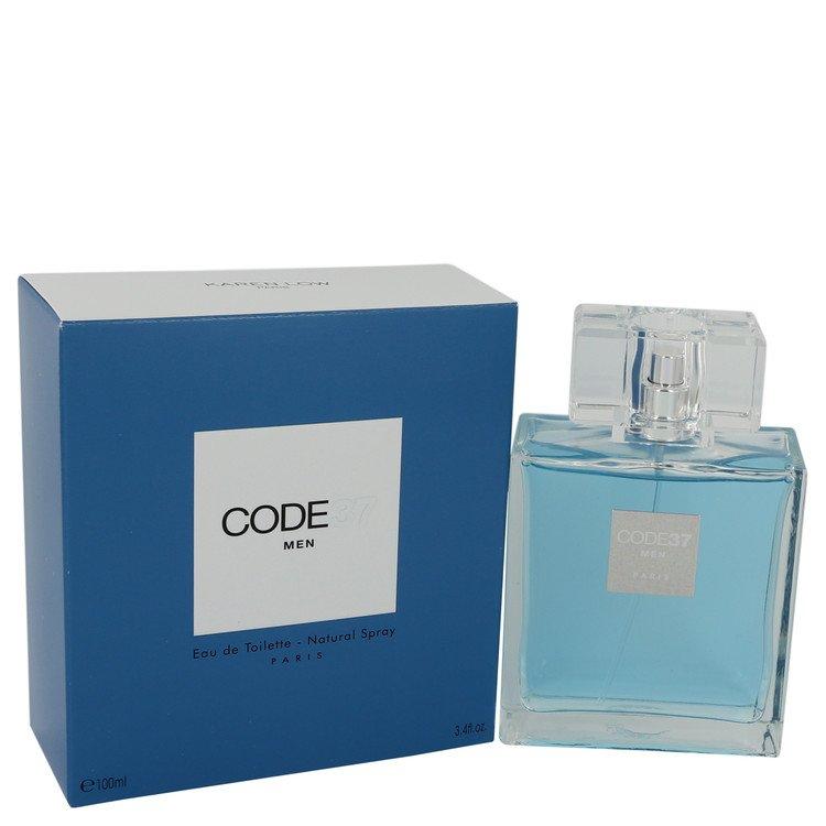 Code 37 by Karen Low for Men Eau De Toilette Spray 3.4 oz