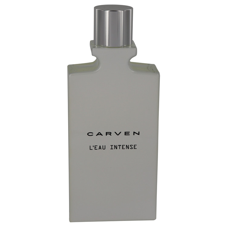Carven L'eau Intense by Carven for Men Eau De Toilette Spray (Tester) 3.3 oz
