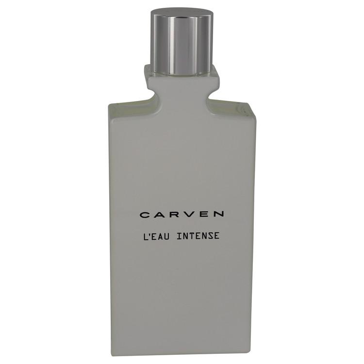 Carven L\'eau Intense by Carven for Men Eau De Toilette Spray (Tester) 3.3 oz