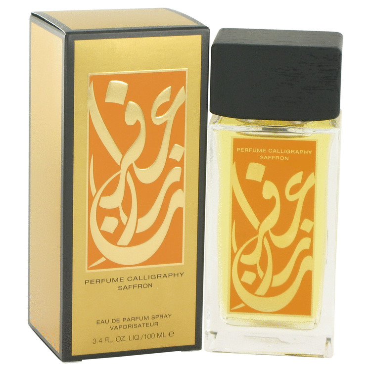 Calligraphy Saffron Perfume by Aramis 3.4 oz EDP Spay for Women