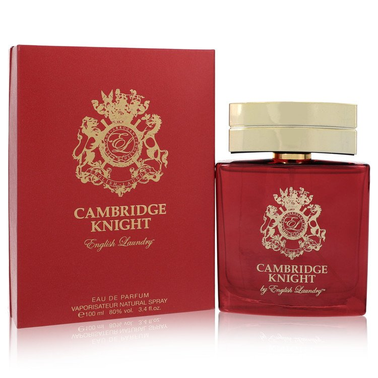 Cambridge Knight by English Laundry for Women Eau De Parfum Spray 3.4 oz