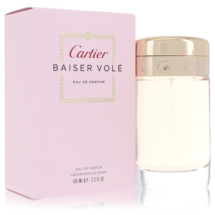 Baiser Vole by Cartier Eau De Parfum Spray 3.4 oz