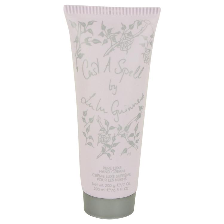 Cast A Spell by Lulu Guinness for Women Hand Cream 6.8 oz