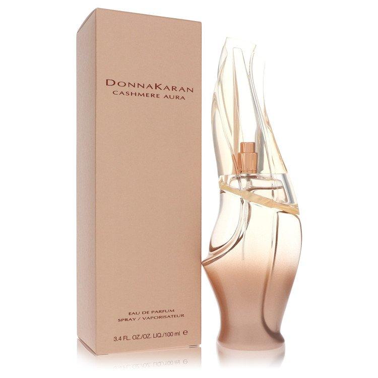 Cashmere Aura by Donna Karan for Women Eau De Parfum Spray 3.4 oz