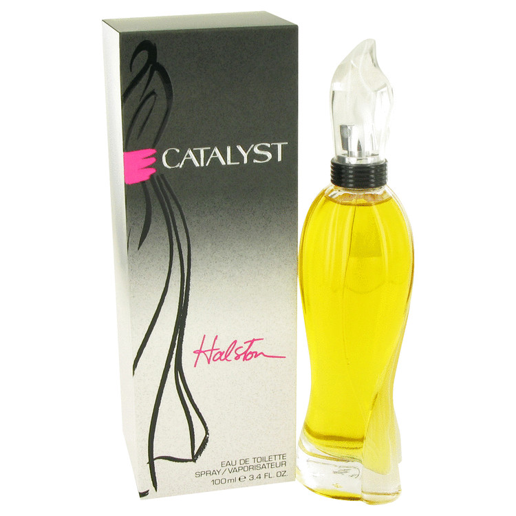 CATALYST by Halston for Women Eau De Toilette Spray 3.4 oz