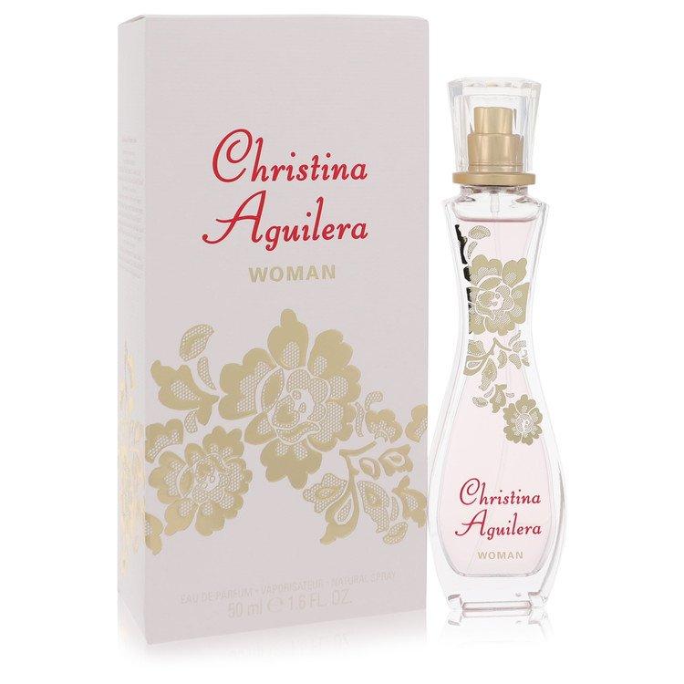 Christina Aguilera Woman by Christina Aguilera for Women Eau De Parfum Spray 1.6 oz