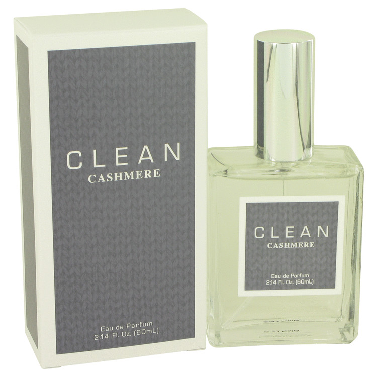 Clean Cashmere Perfume by Clean 2.14 oz EDP Spray for Women