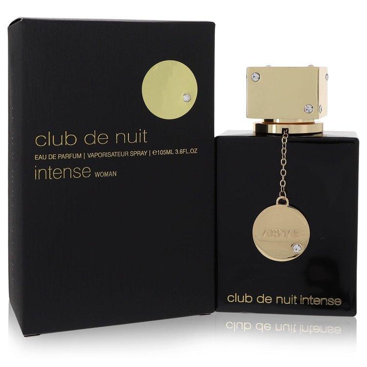 Club De Nuit Intense by Armaf –  Eau De Parfum Spray 3.6 oz 106 ml for Women
