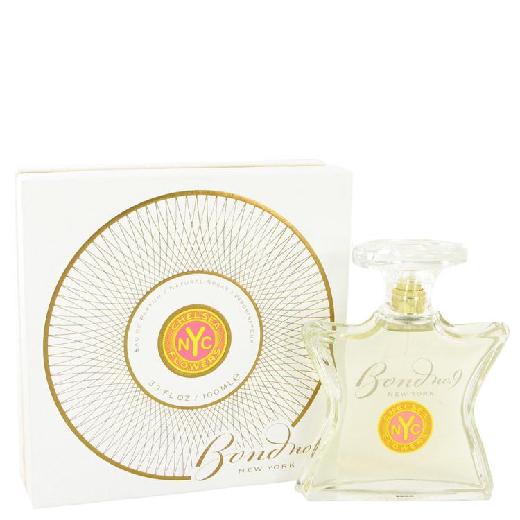 Chelsea Flowers by Bond No. 9 for Women Eau De Parfum Spray 3.3 oz