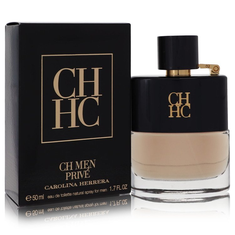 Ch Prive Cologne by Carolina Herrera 1.7 oz EDT Spay for Men