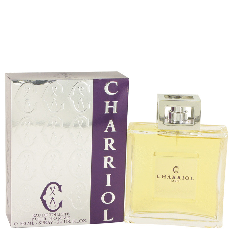 Charriol Cologne by Charriol 3.4 oz EDT Spray for Men